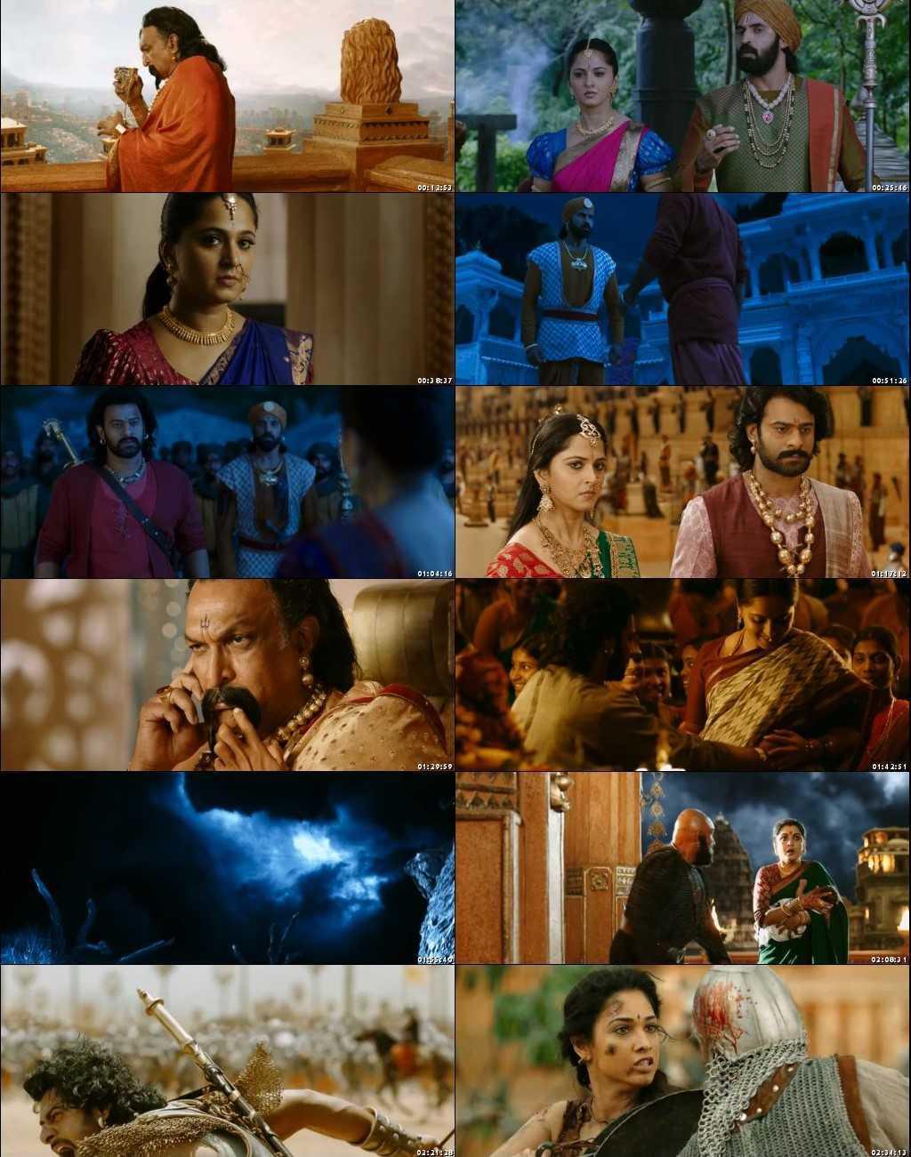 Bahubali 2: The Conclusion 2017 Screenshot 1080p