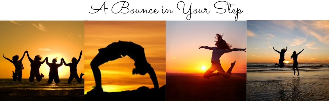 A Bounce in Your Step