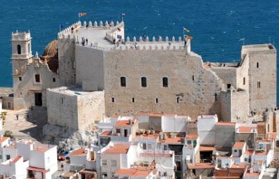 Castillo de Peñíscola, viajes y turismo