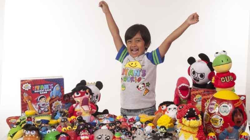 5 Rekomendasi Mainan Anak Laki-Laki agar Tetap Aktif