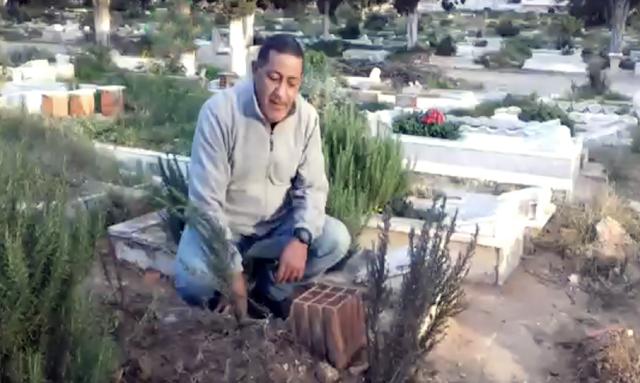 منزل بورقيبة: مواطن ذهب ليزور قبر ابنيه فوجد قبر آخر مكانه