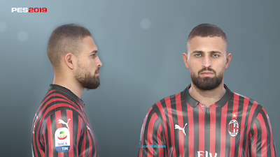 PES 2019 Faces Léo Duarte by Prince Hamiz