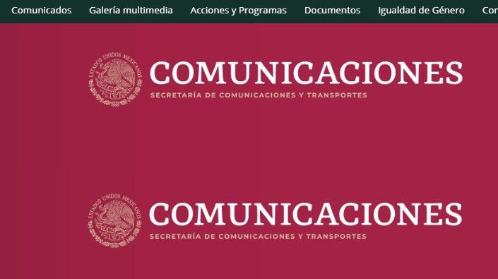 Secretaria de Comunicaciones Bolsa de trabajo Telefono y Direccion