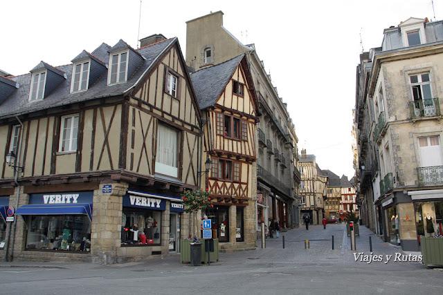 Place Lucien Laroche de Vannes