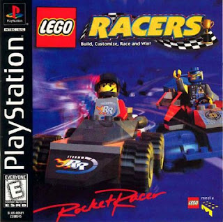 Free Download Game Lego Racers PSX ISO
