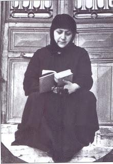 Αποτέλεσμα εικόνας για βιβλιογραφια. γεροντισσα μακρινα βασσοπουλου. λογια καρδιασ
