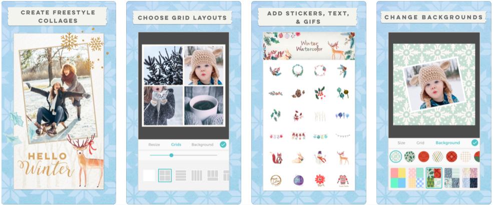 تطبيق Pic collage