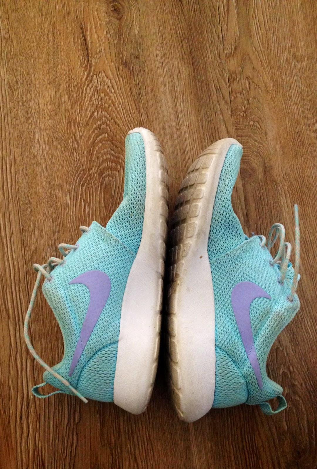 Sneakers schoonmaken – Roshe Runs