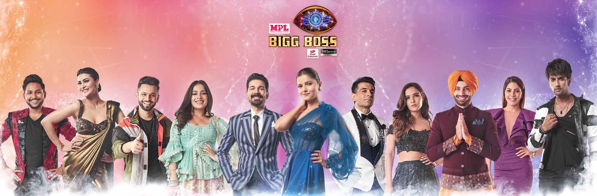 Image result for bigg boss 14 winner name
