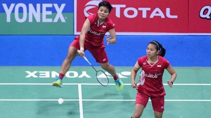 Greysia Polii Apriyani Rahayu Thailand Open