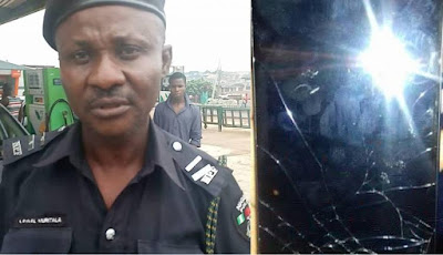 Lagos Police Arrest Inspector Who Allegedly Assaulted A Lady