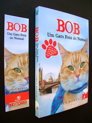 Bob - Um gato fora do normal - James Bowen