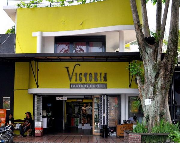 Victoria Factory Outlet Murah di Bandung