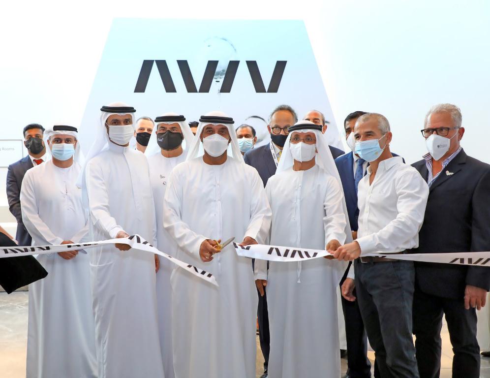 Sheikh Ahmed inaugurates Aviv Clinics in Dubai