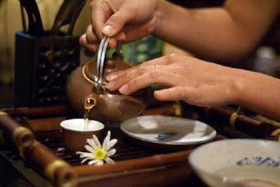 Sử dụng sâm ngọc linh làm trà sâm ngọc linh