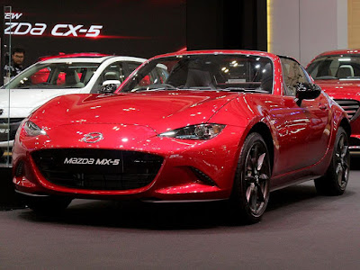 Keunggulan Mazda MX5 RF