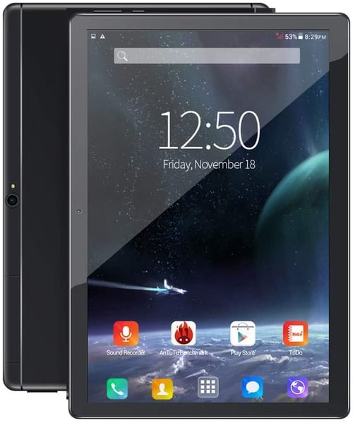 Review CHENEN P6+ 10 inch Android Tablet