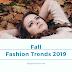 Fall Fashion Trends 2019!