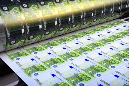 Κι όμως! Μνημονιακή χώρα, εντός ευρωζώνης, έχει ήδη τυπώσει μόνη της ευρώ