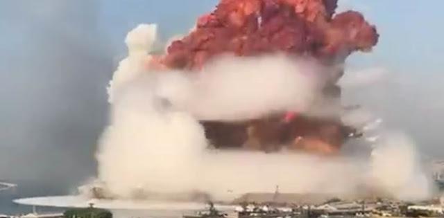 Ancaman Ledakan Dahsyat Intai Libya, Ada 25 Ribu Ton Gas Amonia Di Pelabuhan Brega