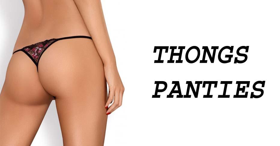 Wearing girls like thongs do why 7 Things