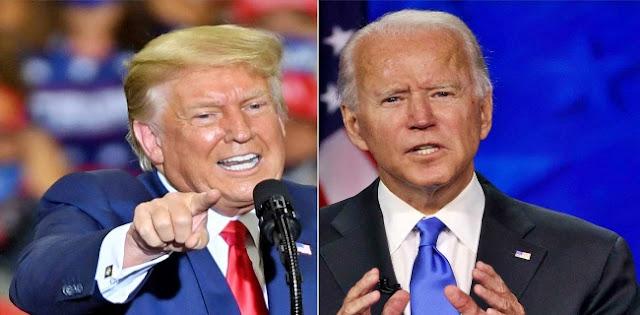 Trump Minta Hitung Ulang Di Wisconsin, Kubu Biden: Kami Akan Menang Meski Hitung Ulang