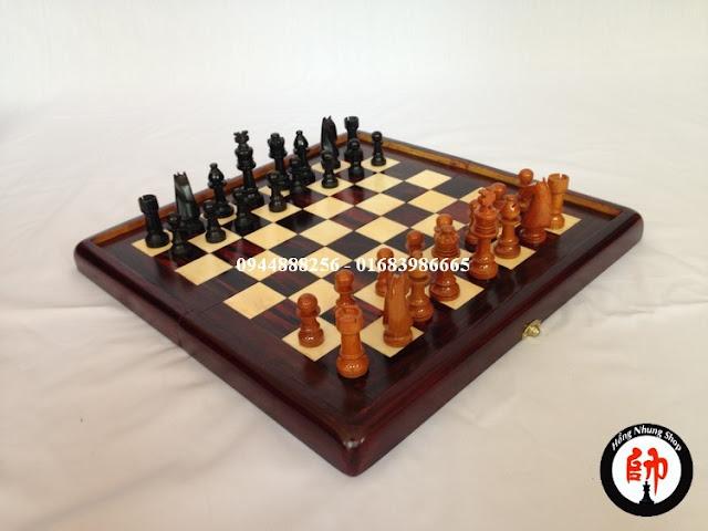 Bán bộ cờ vua đẹp bằng gỗBán bộ cờ vua đẹp bằng gỗ