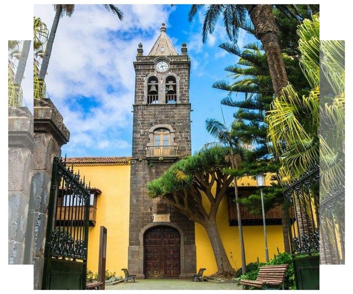 Viajando a Tenerife