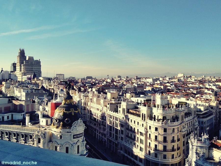 Terrazas De Madrid 2019