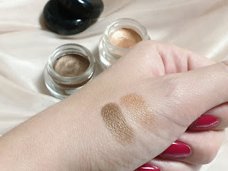 Kiko cream eyeshadow swatch