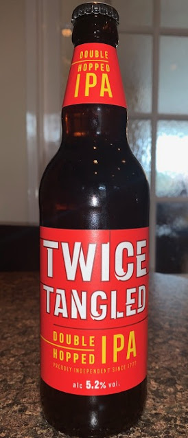 Twice Tangled Badger Beers IPA