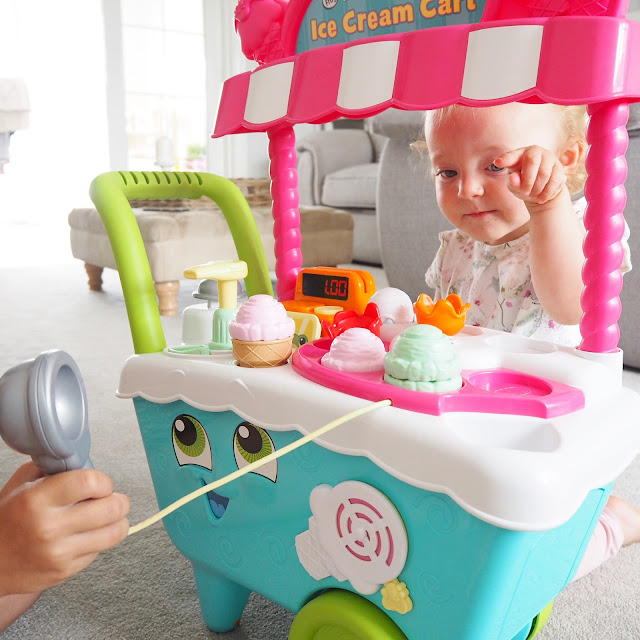 LeapFrog Scoop and Learn Ice Cream Cart Review*