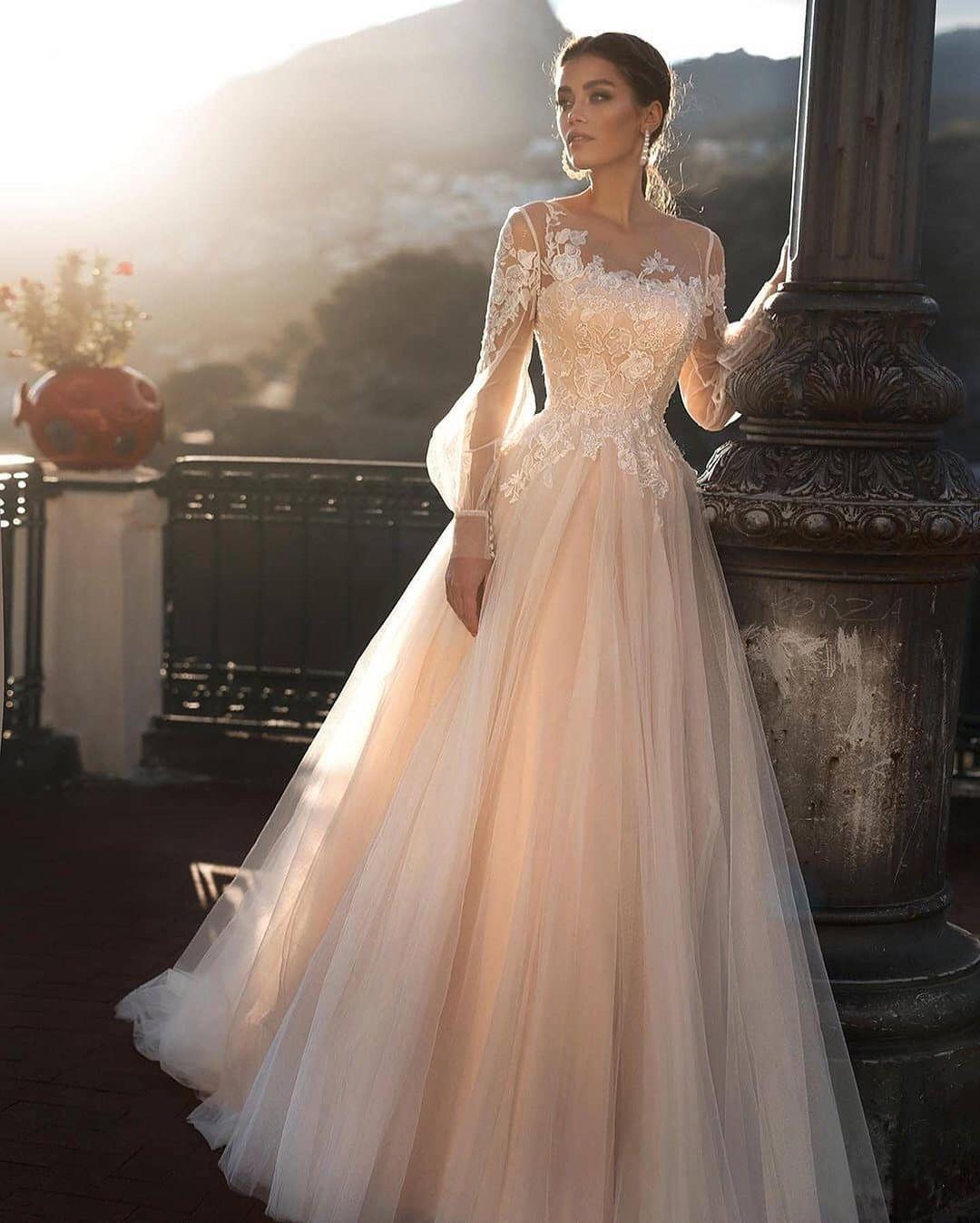 wedding dress Natalie