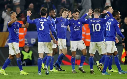 Skuad Pemain Leicester City