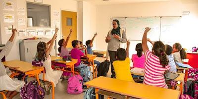 مطلوب 390 مدرّس(ة) للتعليم الأولي والإبتدائي والثانوي بشهادة البكالوريا أو الإجازة
