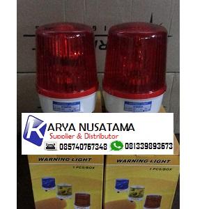 Jual Lampu Rotary Mobil Produk Taiwan 1161 6inch Merah 24v di Bangil