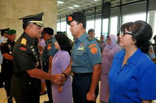 Panglima TNI : Reputasi Tidak Dibangun Dalam Sehari