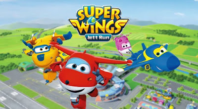 Super Wings : Jett Run Apk for Android Download