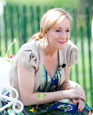 Rowling in April 2010