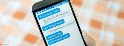 phát triển chatbot giúp đặt hàng nhanh