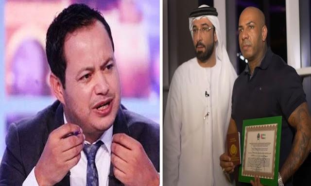 tunisie samir elwafi clash k2rhym dima labes attessiatv