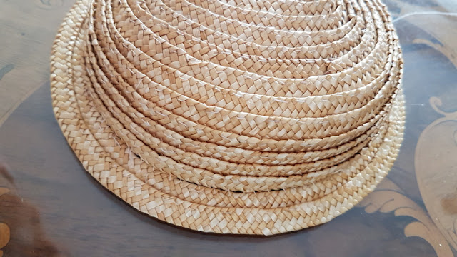 hat making, straw hat, making, begere, begere straw hat, sewing