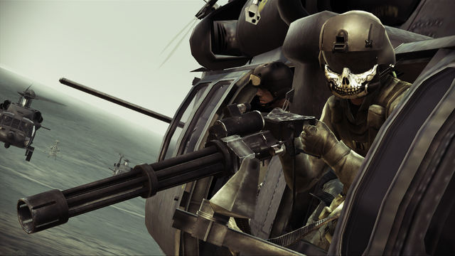 تحميل لعبة ace combat 7