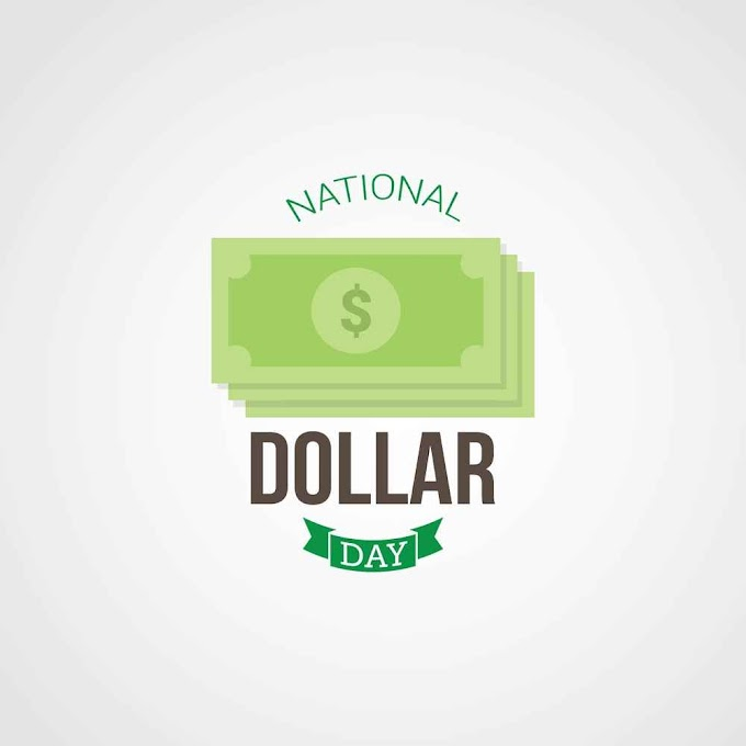 National Dollar Day 2019: Images, Cards, Quotes, Wishes, Messages, Greetings, Pictures, GIFs and Wallpapers