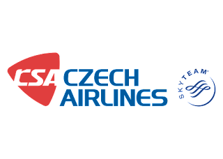CSA Czech Airlines Logo Vector