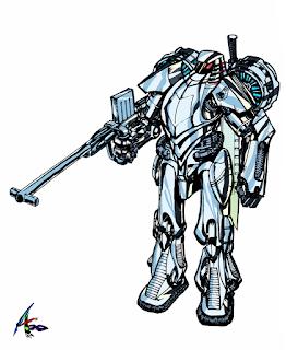 YCF-00 Combat Frame Type 0