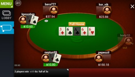 Mobile Poker Club Apk+Data Free on Android Game Download
