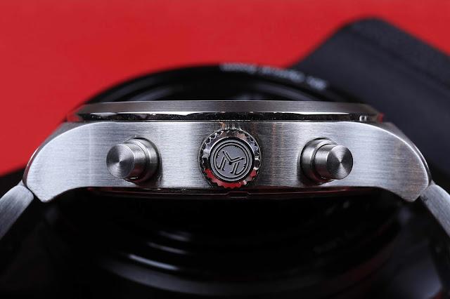 Melbourne Hawthorn Chronograph blue