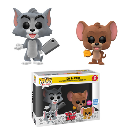 Tom and Jerry Pop! twin pack