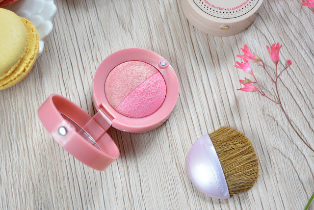 Bourjois Le Duo Blush 01 Inseparoses